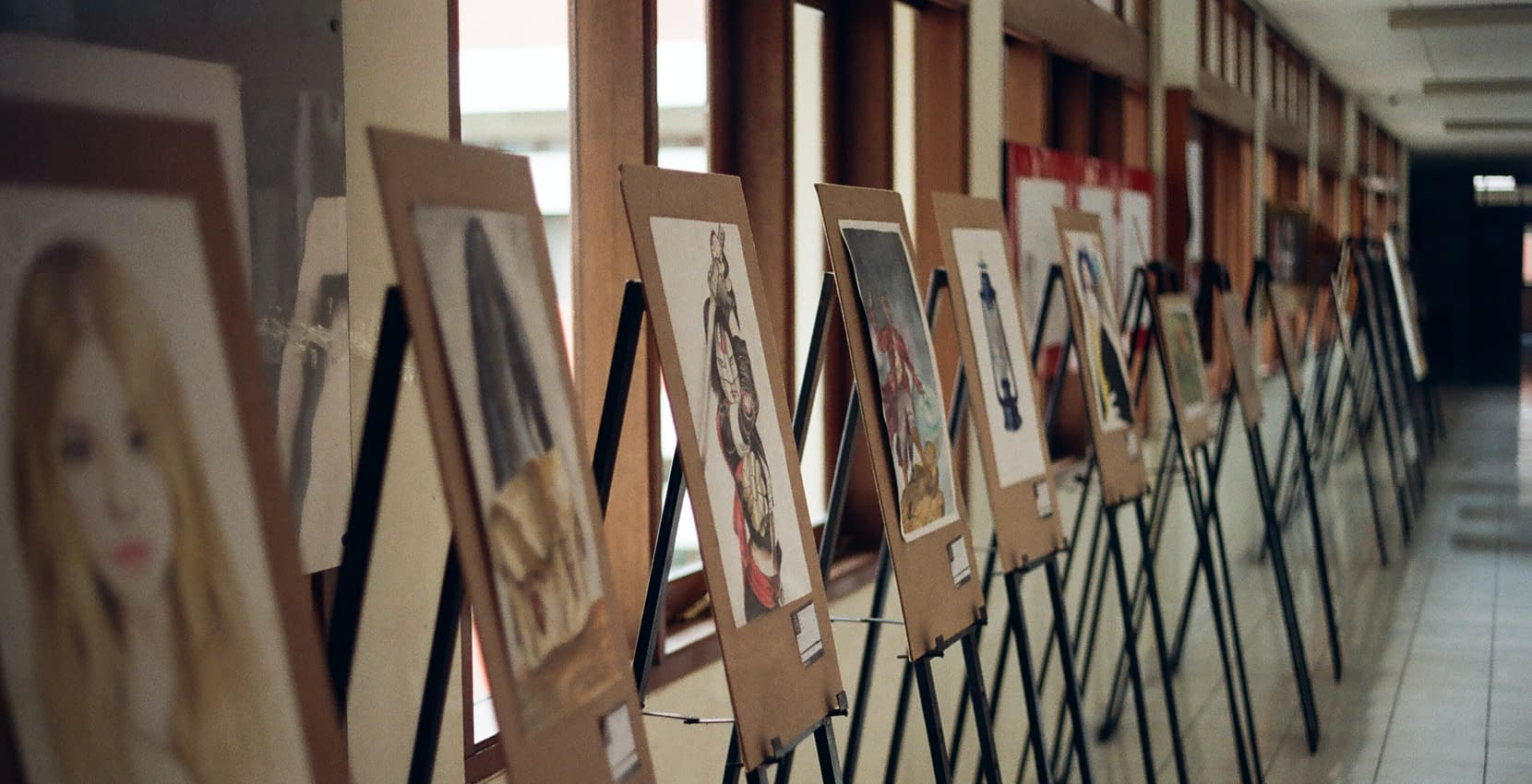 Reopening of Art Exhibitions