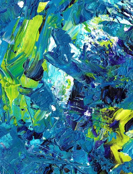 Intuitive art and abstract Expressionism