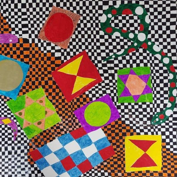 Karen Usborne's Abstract Expressionism